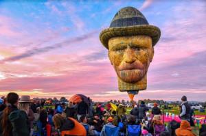 Al raduno areostatico di Mondovì sono attese oltre trenta mongolfiere da tutta Europa