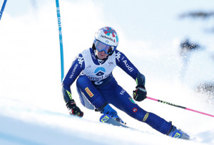 Sci Alpino, Marta Bassino diciottesima nel SuperG di St. Moritz