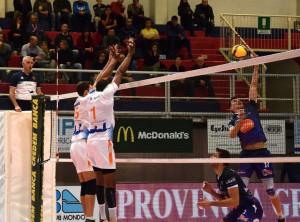 Pallavolo A2/M: Mondovì si arrende in casa contro Siena