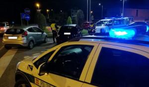 Bra, pregiudicato ubriaco provoca due incidenti e fugge: individuato e denunciato