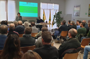 Coldiretti Cuneo, grande partecipazione all'incontro sul nuovo regolamento fitosanitario