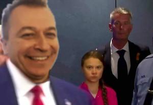 Il consigliere regionale Bongioanni nella bufera per 'l'ironia' su Greta Thunberg