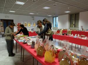 Nella Sala Mostre della Provincia il Mercatino di Natale dell'associazione 'Donna per donna'