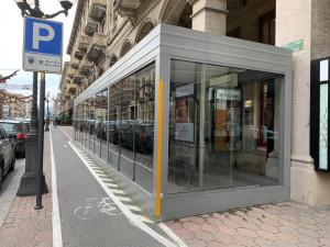 Cuneo, rinviata l'approvazione delle modifiche al regolamento dei dehors