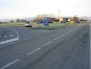 Nuove rotatorie lungo la strada provinciale 662 a Savigliano e Marene