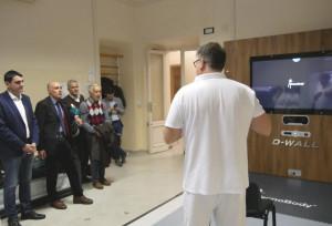 Nuove tecnologie riabilitative all'ospedale di Fossano
