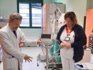 Savigliano, nuovi monitor per il Pronto Soccorso donati dagli 'Amici dell'Ospedale'