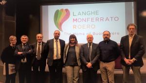 Un nuovo logo per l'ente turismo Langhe Roero e Monferrato