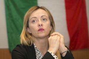 Roberto Rosso fuori da Fratelli d'Italia, Giorgia Meloni: 'Mi viene il voltastomaco'