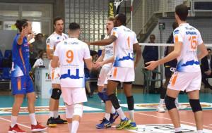 Pallavolo A2/M: Mondovì trova la prima vittoria stagionale contro Bergamo