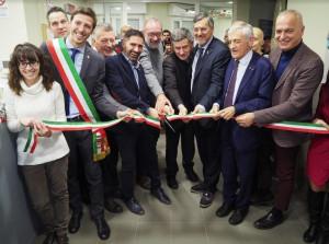 Genola, inaugurata la nuova Casa di Riposo 'Giovanni XXIII'