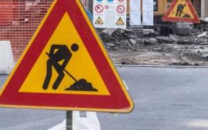 Bra: lavori in un tratto di via Craveri