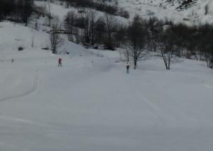 Vernante, a Palanfrè una nuova pista da sci di fondo