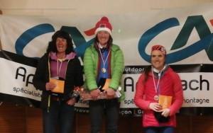 Sci Alpinismo, vittoria in Francia per Katia Tomatis