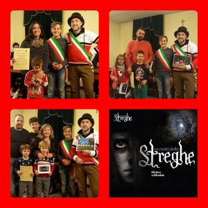 'Notti delle streghe' di Rifreddo, premiati i vincitori del concorso dei 'fantocci'