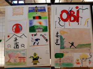 'Arteggiando': a Robilante la consegna delle pergamene ai giovani artisti del judo