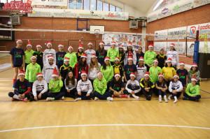 Pallavolo, un successo il torneo 'Aspettando Babbo Natale' a Mondovì