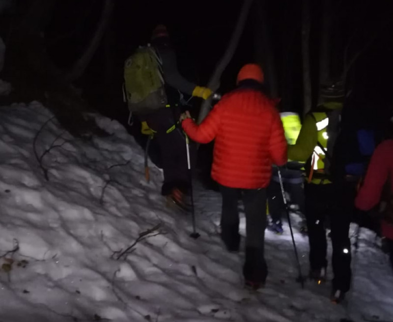 Ritrovato in buone condizioni di salute l'escursionista disperso sulla Bisalta