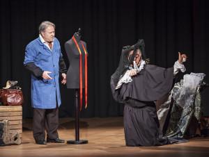 'Cenerentola Folk' al Teatro Iris di Dronero