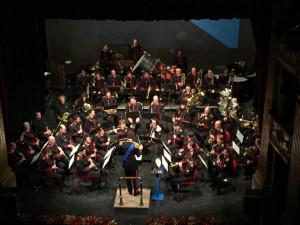 Serata in musica con i Vigili del Fuoco al teatro Toselli