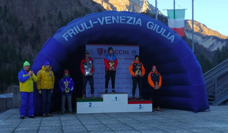 Biathlon, Marco Barale vince il titolo italiano Aspiranti