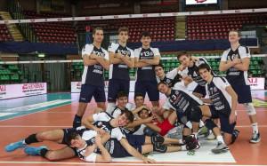 Pallavolo U18: Cuneo al secondo posto del Memorial 'Bruno Lubatti'