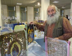 Successo per la mostra 'Paperoles, mondi incantati di carta' di Mario Collino