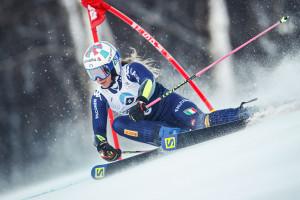 Sci alpino, un altro podio per Marta Bassino: la borgarina è terza in Combinata ad Altenmarkt