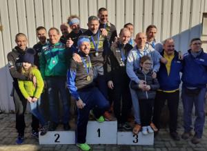 Campionato regionale a staffetta cross, quattro formazioni della Podistica Buschese a Novara
