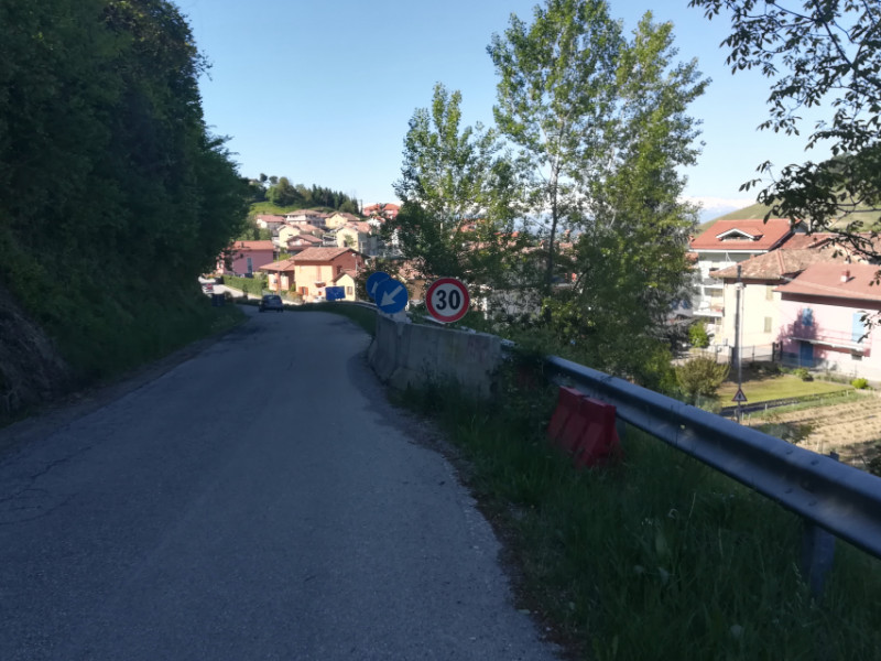 Sistemazione frane e dissesti sulla provinciale 347 a Monforte d'Alba, c'è il progetto di fattibilità