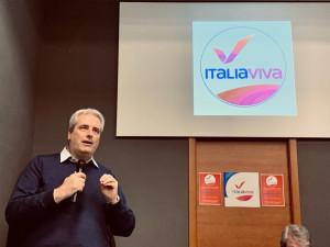 Italia Viva punta a radicarsi sul territorio con la 'benedizione' di Federico Borgna