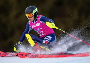 Sci alpino, il limonese Edoardo Saracco bronzo nello Slalom alle Olimpiadi Giovanili di Losanna