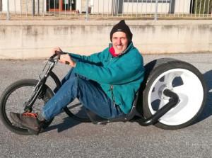 'Le bicy di Gianpy' nella Sala Mostre della Provincia dal 24 gennaio al 2 febbraio