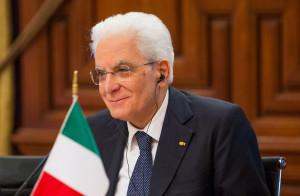 Borgna a Roma per incontrare il presidente della Repubblica Mattarella