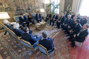 Borgna al Qurinale per sensibilizzare Mattarella sulla necessità di una riforma delle Province