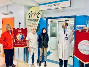 Record di trapianti di midollo osseo all'ospedale Santa Croce e Carle di Cuneo