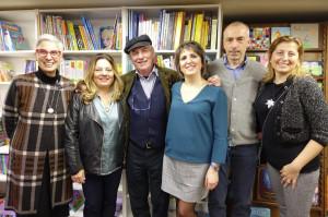 Tv, sorrisi ed emozioni al Caffè Letterario di Bra, grazie al cabarettista Pino Milenr