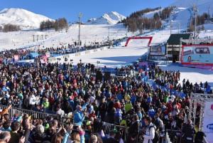 Sci alpino, domani Marta Bassino in pista per il Gigante del Sestriere