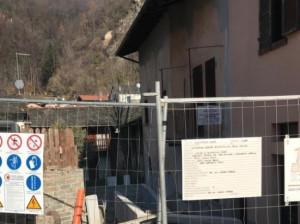 Monterosso Grana, in corso i lavori per l'eliminazione delle barriere architettoniche del municipio
