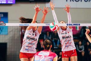Pallavolo A1/F: Cuneo contro Scandicci alla ricerca della prima vittoria del 2020