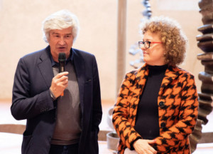 A Cuneo dialogo aperto a partire dall'Arte Povera tra Giuseppe Penone e Carolyn Christov-Bakargiev