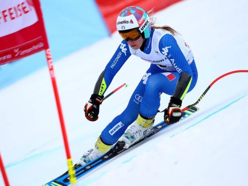 Sci alpino, prima manche poco brillante per Marta Bassino al Sestriere: la borgarina fuori dalla top ten