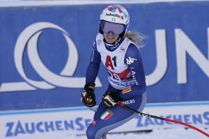 Buona seconda manche per Marta Bassino al Sestriere: la borgarina nella top ten