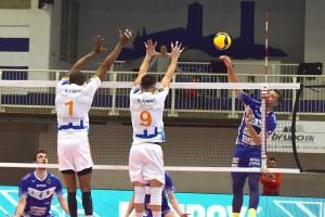 Pallavolo A2/M: Mondovì supera anche Brescia e infila la quinta vittoria consecutiva