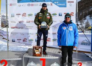 Sci nordico, Lorenzo Romano è il migliore tra gli Under 23 in OPA Cup a Pragelato
