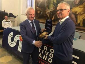 Al Csi di Cuneo il 'Discobolo al merito' per i suoi 75 anni di attività sul territorio