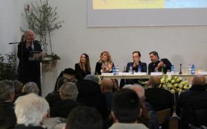 Presentato anche a Pieve di Teco il progetto della nuova variante con il traforo Armo-Cantarana