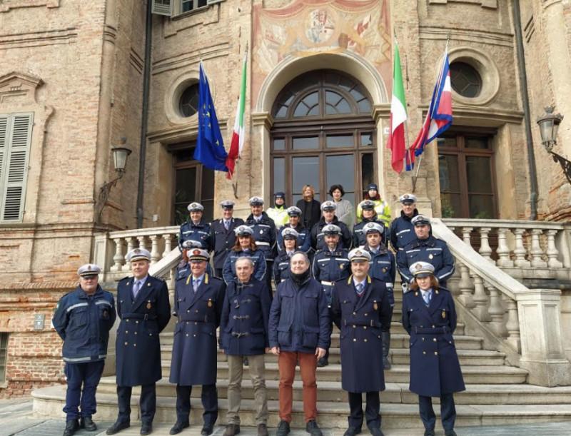 Nel 2019 la Polizia Municipale di Bra ha comminato quasi 16 mila multe