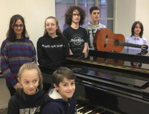 Alba, concerto degli allievi premiati del Civico Istituto Musicale