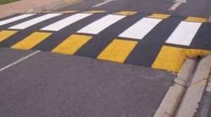 Cuneo, diciannove nuovi attraversamenti pedonali rialzati su frazioni e altipiano